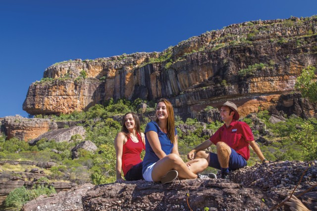 Darwin: Kakadu & Nourlangie Day Trip Plus Billabong Cruise