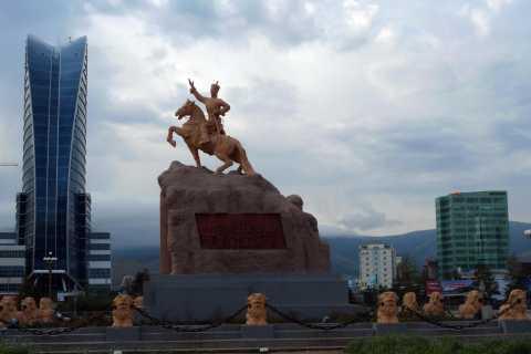 Ulan Bator: tour della città di un'intera giornata