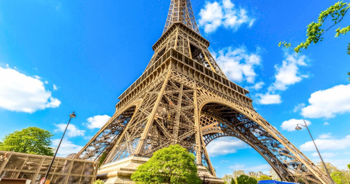Paris: Eiffel Tower Guided Climb with Optional Summit Access