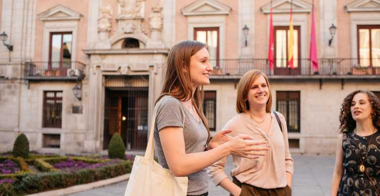 Madrid: Tapas, Taverns and History Tour
