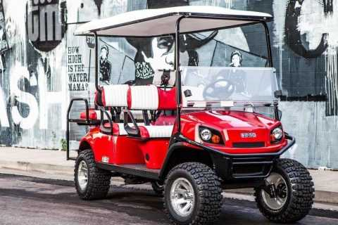 Nashville: Street Art & Instagram Golf Cart Tour