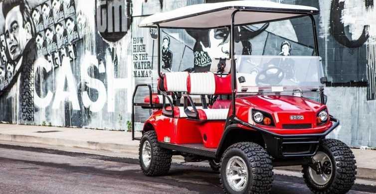 Nashville: Street Art & Instagram Golf Cart Tour