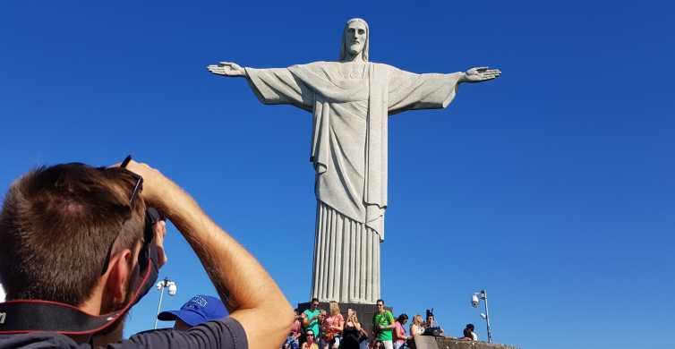 Rio: Christ the Redeemer Official Ticket by Cog Train