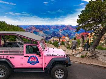 Der große Einstieg: Jeep Tour Grand-Canyon-Nationalpark