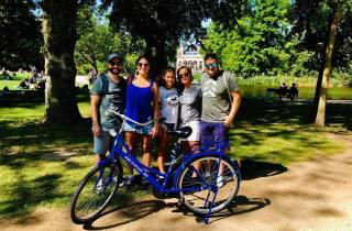 Amsterdam: Fahrradtour