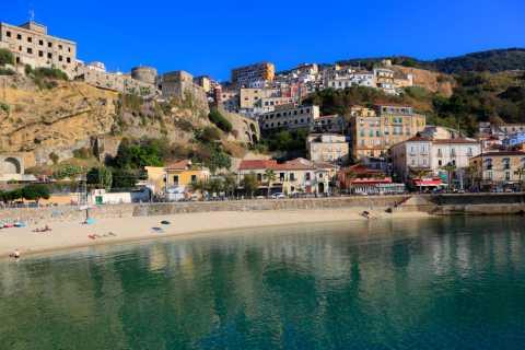 Fra Tropea: Halvdagstur til Pizzo