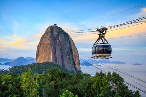 Rio de Janeiro: Sugarloaf Cable Car Official Ticket
