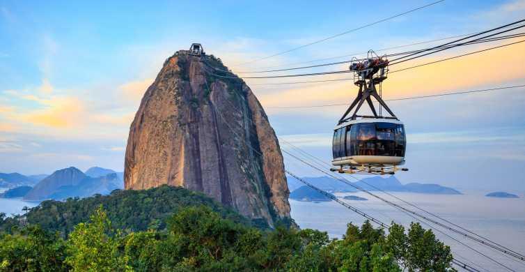 Rio de Janeiro: Bilhete Oficial Bondinho do Pão de Açúcar