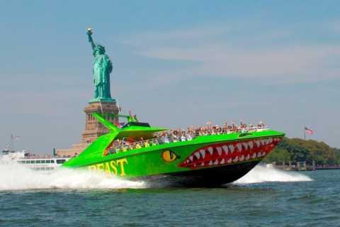 NYC: The Beast Speedboat Skip the Box Office Ticket
