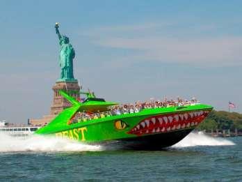 NYC: The Beast Speedboat ohne Anstehen. Foto: GetYourGuide