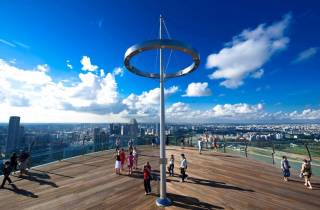Singapur: E-Ticket Marina Bay Sands SkyPark ohne Anstehen