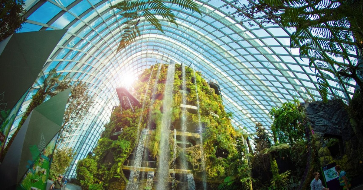 Singapore Gardens By The Bay Admission E Ticket Singapore Singapore Getyourguide