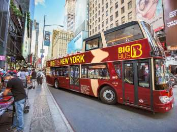 New York: Big Bus Hop/On-Hop-Off-Sightseeingtour
