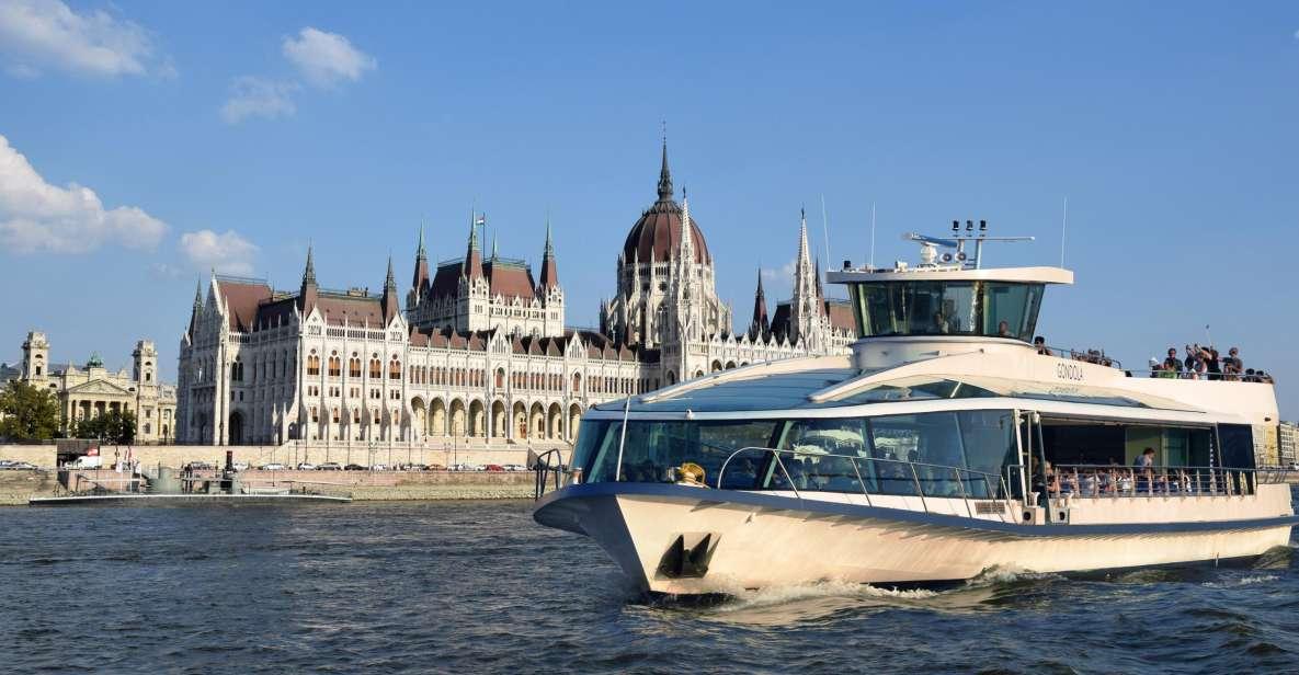 Cruzeiro Turístico Diurno em Budapeste