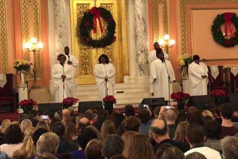 Harlem Gospel Holiday Celebration Concert