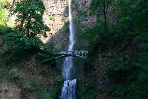 Portland: Columbia River Gorge 3-Hour Small Group Tour