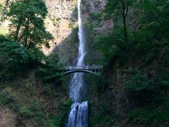 Portland: Columbia River Gorge 3-stündige Kleingruppentour