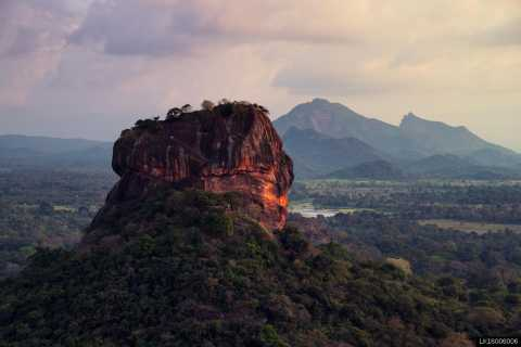 From Kandy: Sigiriya and Dambulla Private Day Tour