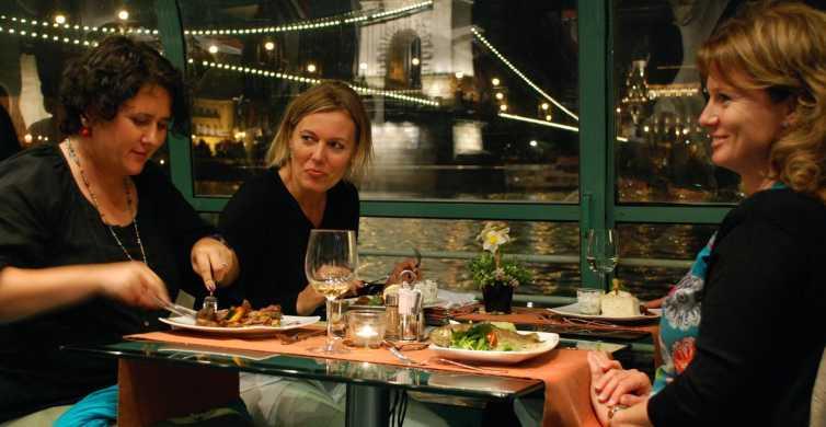 Budapeste: Cruzeiro com Jantar à Luz de Velas