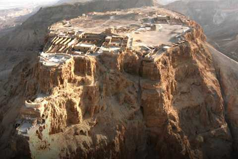 Jerusalem/Tel Aviv: Masada, Ein Gedi, and Dead Sea Day Tour