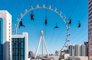 Las Vegas: Ticket für die FLY LINQ Zipline - Vorzugseinlass