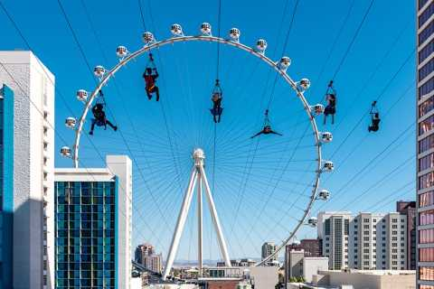 Anytime Fast-Track Ticket: FLY LINQ Zipline