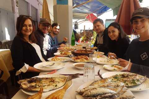 Casablanca: Central Market Food Tour with Tastings and Lunch