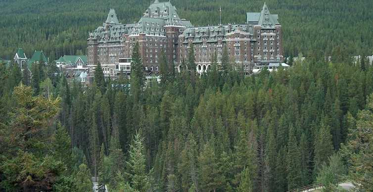 Banff: Eat the Castle Food Experience at Banff Springs Hotel