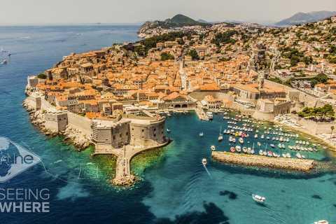 Dubrovnik: tour di 1 giorno da Spalato o Traù