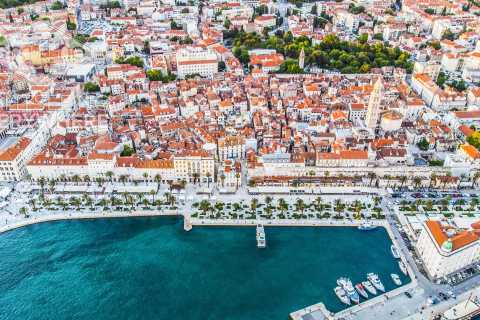 Split: 1.5-Hour Old Town Small-Group Walking Tour