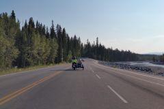 Calgary: Excursão de motocicleta no side-car de Rocky Mountain Foothills