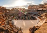 Rom: Kolosseum-Tour mit exklusivem Zugang zum Gladiatorentor