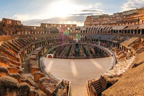 Rome: Colosseum Tour with Special Access to Gladiator's Gate