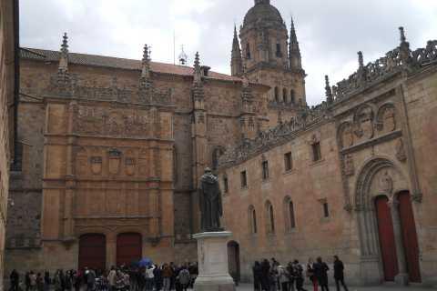 Salamanca: 2.5-Hour Monuments Guided Walking Tour