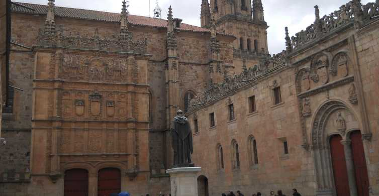 Salamanca: 2.5-Hour Monuments Guided Walking Tour