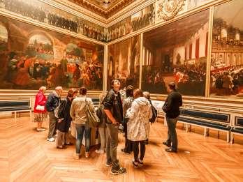 Schloss Versailles: Führung mit Einlass ohne Anstehen