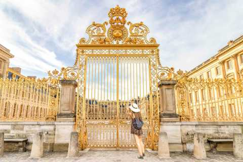 Versailles Palace & Gardens: Ticket, Audio Guide & Transfer