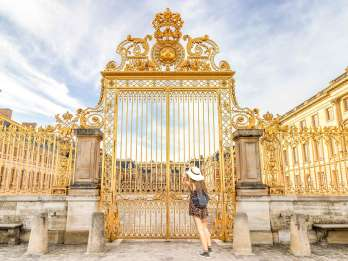 Schloss Versailles & Gärten: Ticket, Audioguide & Transfer