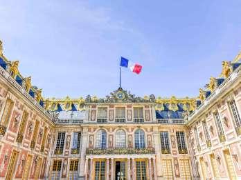 Versailles & Gärten: Tour per Zug