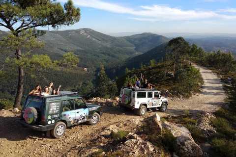 Porto: 4x4 Mountain Tour