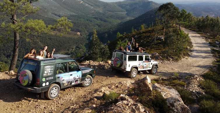 Porto: escursione in montagna in 4x4