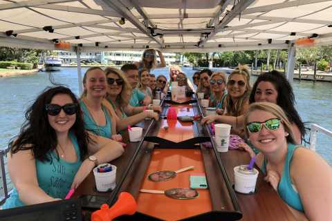 Fort Lauderdale: Intracoastal Waterway Party on a Cycleboat