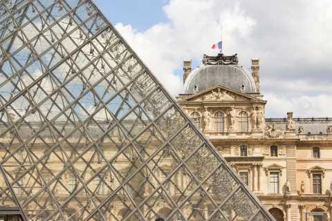 Louvre, París: tour privado de 2 horas para familias y niños
