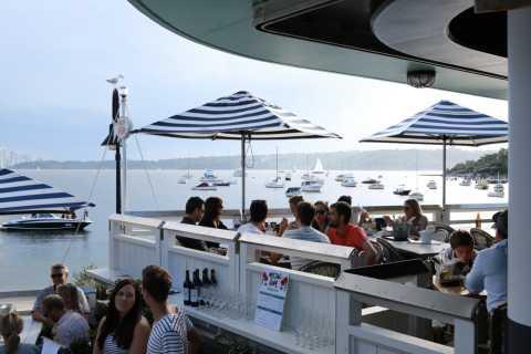 Sydney: Mittagessen am Wasser, lokale Bootsfahrt und geheime Strände