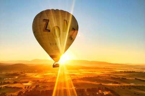 Yarra Valley Hot Air Balloon Flight & Champagne Breakfast