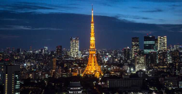 Tokyo Tower: Admission Ticket