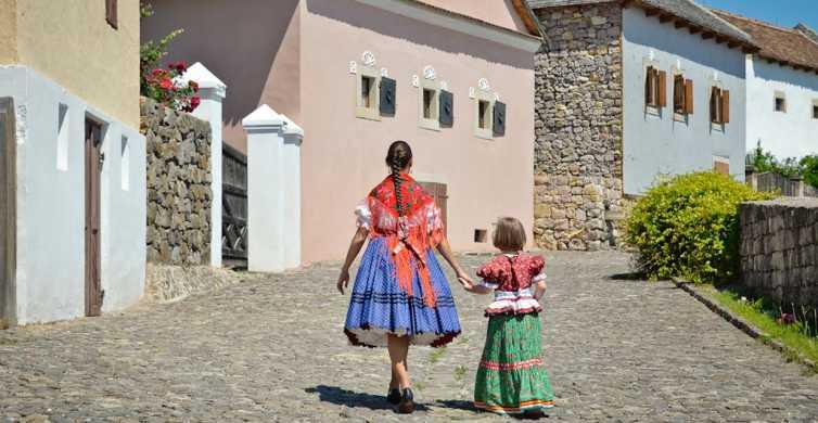 Szendendre: biglietto d'ingresso al Museo all'aperto ungherese