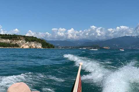 Sirmione: Peninsular and Lake Garda Boat Tour