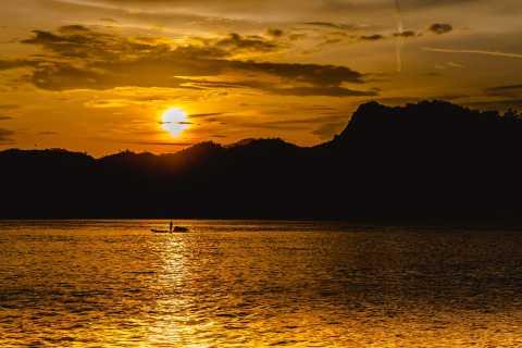 Luang Prabang: Kuang Si Falls and Mekong Sunset Cruise