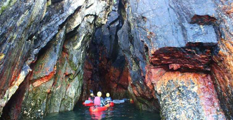Wild Atlantic Way: Sea Kayaking to Sea Caves, Connemara